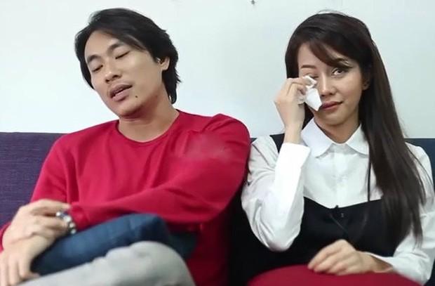 Kiều Minh Tuấn và AnNguy thừa nhận nảy sinh tình cảm sau khi hợp tác chung.