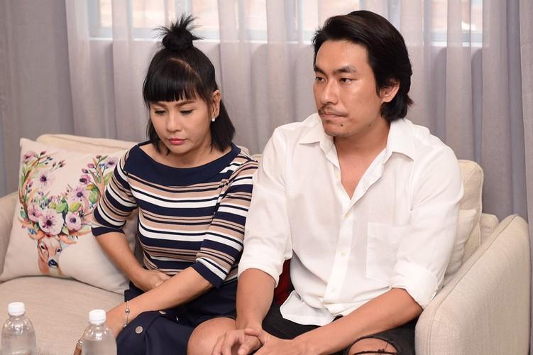 Kiều Minh Tuấn lên tiếng xin lỗi khán giả còn Cát Phượng phủ nhận tin đồn giật dây tạo chiêu trò PR tên tuổi cho bạn trai và An Nguy.