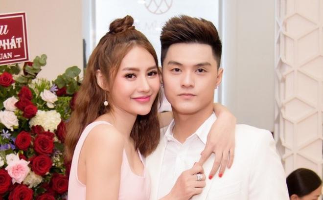 Linh Chi được Lâm Vinh Hải cưng chiều hết mực, cặp đôi vẫn bị chỉ trích nặng nề vì chuyện năm xưa.