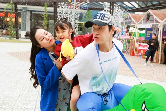 Hiện tại,Lý Phương Châu hạnh phúc bên con gái và bạn trai Hiền Sến. Mối quan hệ của họ nhận được nhiều sự ủng hộ.