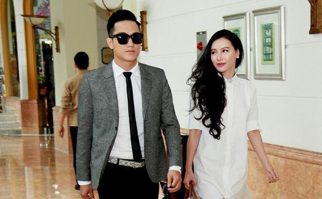 Chí Nhân và Minh Hà dính nghi vấn đã chia tay.