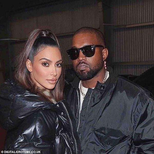 Kim và Kanye được cho là có nhiều bất đồng vì ở nhà cùng nhau quá nhiều trong mùa dịch.