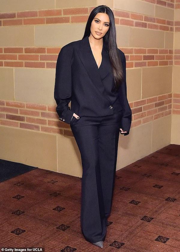 Kim Kardashian muốn có nhiều không gian riêng dành cho mình hơn.
