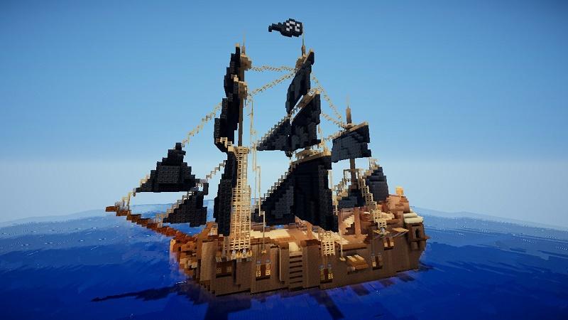 Minecraft: Top 10 công trình kỳ vĩ nhất trong game 5