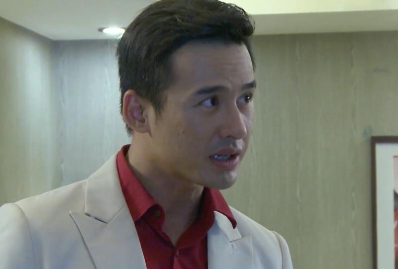 'Mẹ ghẻ' tập 25: Vừa xuất hiện, Lương Thế Thành đã làm phó tổng của tập đoàn lớn 5