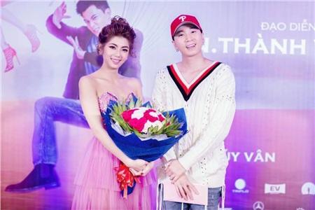 Đàm Phương Linh từng hẹn hò với Karik.