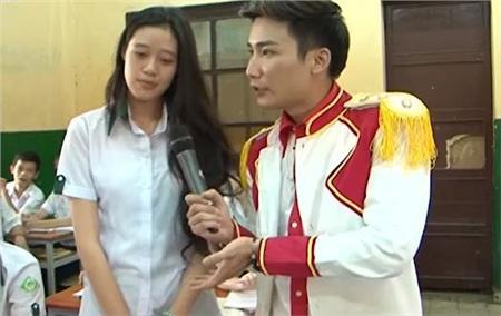 Hoa hậu Khánh Vân thời còn là nữ sinh THPT