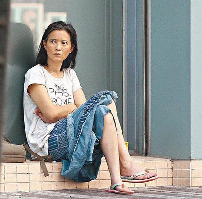 Hình ảnh Lam Khiết Anh những năm tháng cuối đời.