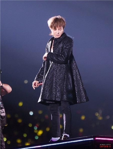 YG phủ nhận thông tin G-Dragon tổ chức concert ở Trung Quốc