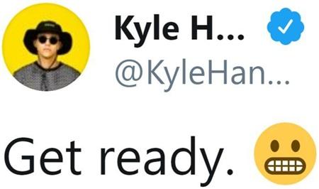 'Chuẩn bị' – Kyle Hanagami.
