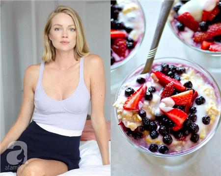 Gợi ý 10 bữa sáng healthy từ các siêu mẫu, nếu bắt chước thì khéo body của bạn sẽ sớm chuẩn chỉnh như dáng họ 4