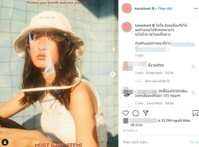 Sao châu Á mùa dịch: Mỹ nhân Thái Lan bán mũ bảo hộ phòng dịch, Huỳnh Hiểu Minh trở thành thầy giáo thể dục online 0