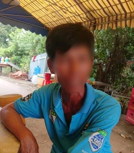 Ông Thanh đau buồn cháu gái mất đột ngột.