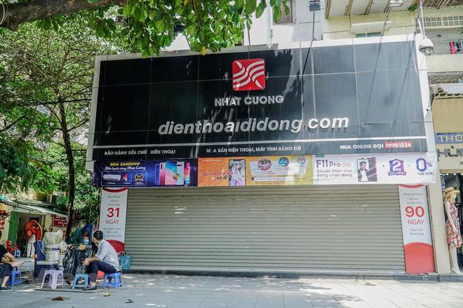 Một cửa hàng của Nhật Cường. (Ảnh: Minh Hiếu/Vietnam+)