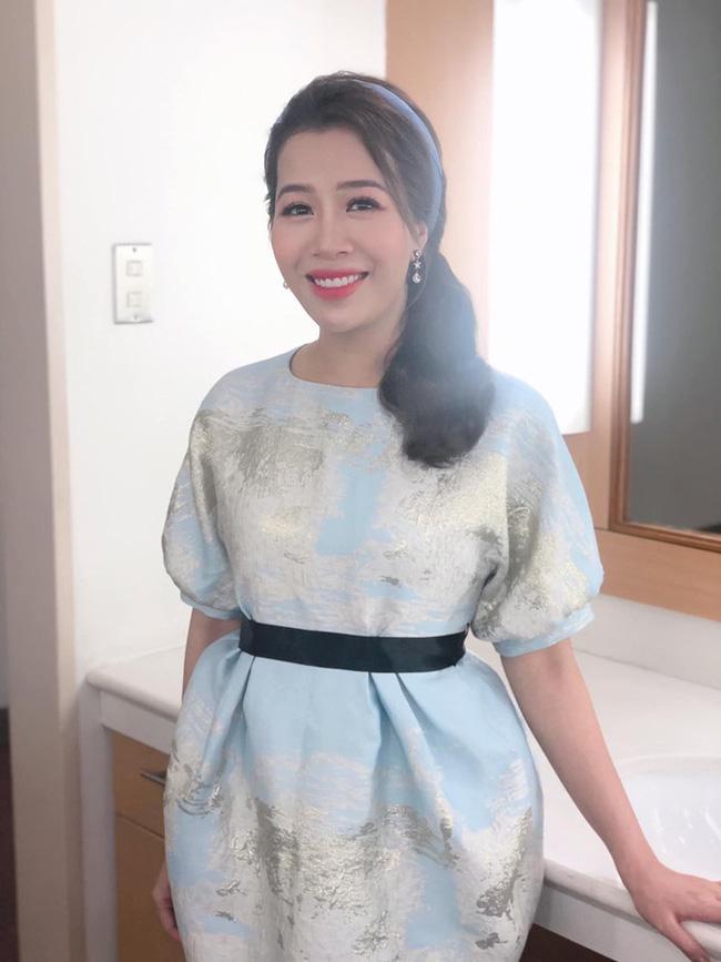 Diệp Chi, cô MC gắn với nhiều chương trình dành cho giới trẻ.