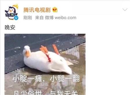 Tencent phản công bằng câu nói: 'Ngủ ngon'.