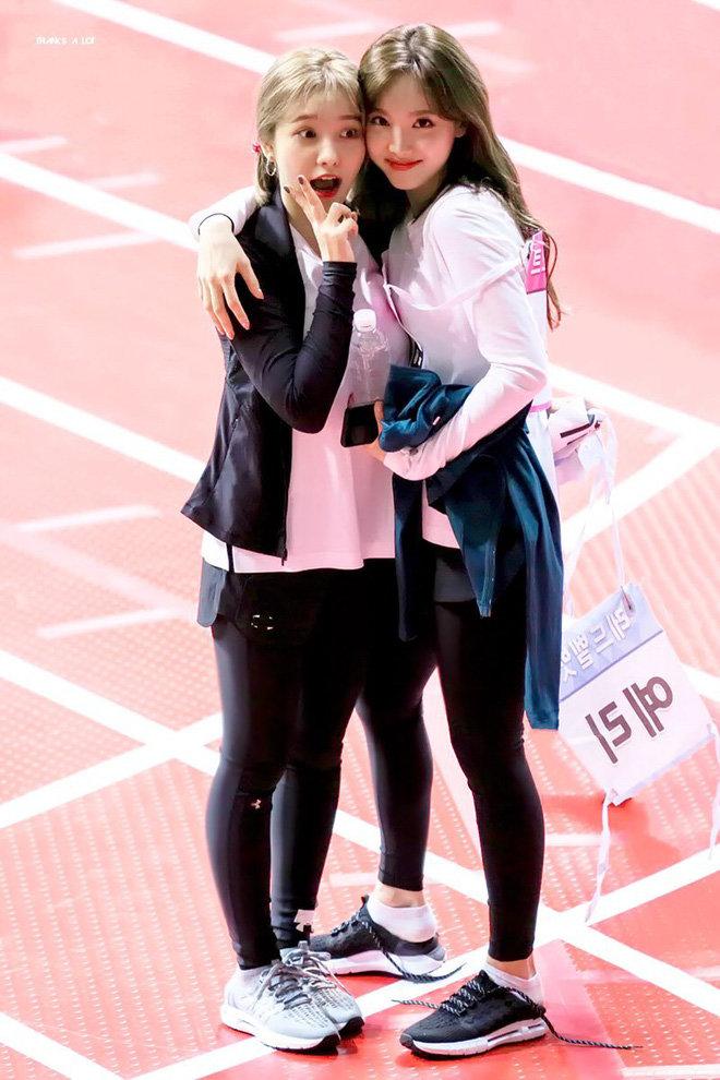 Yeri và Nayeon