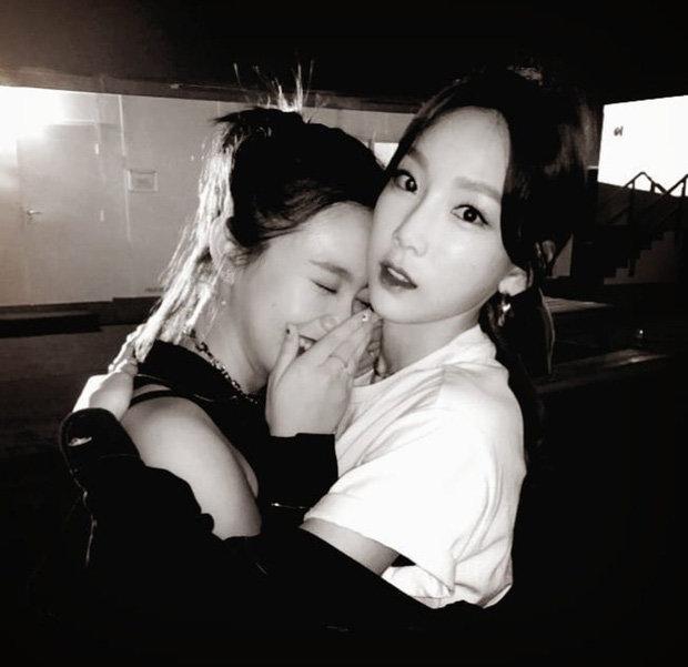 Yeri và Taeyeon