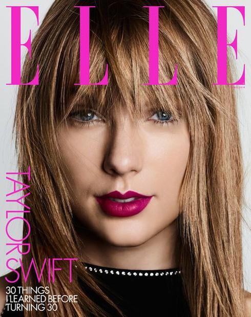 Taylor Swift trên trang bìa Elle và những tâm sự của cô gái chạm ngưỡng 30