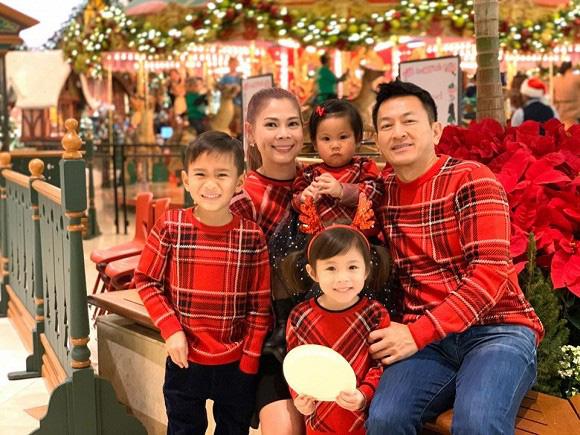 Con trai Ngô Kiến Huy đã lớn và hiểu chuyện khi hỏi Thanh Thảo 'ai là ba là mẹ con vậy mẹ?' 0