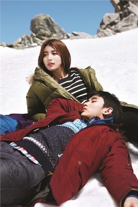 Netizen Hàn lan truyền 'thuyết hẹn hò' đậm chất drama, li kì về mối quan hệ 'tay ba' Lee Min Ho - Suzy - Kim Soo Hyun 3