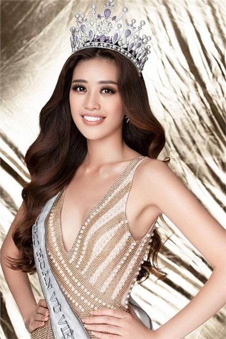 Bị Hoàng Thùy gọi điện mượn vương miện, tính cách thật của hoa hậu Khánh Vân được hé lộ 2