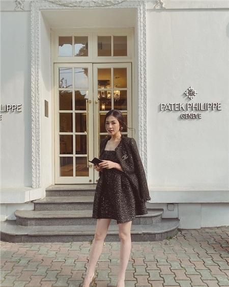 Style của Á hậu Tú Anh thời gian qua chính là kim chỉ nam giúp chị em mặc đẹp và siêu cấp sang xịn từ giờ đến Tết 0