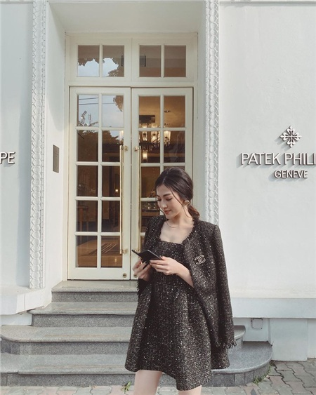 Style của Á hậu Tú Anh thời gian qua chính là kim chỉ nam giúp chị em mặc đẹp và siêu cấp sang xịn từ giờ đến Tết 1