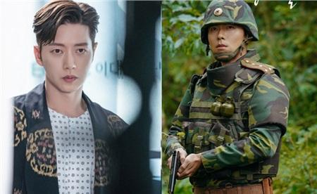 'Kỳ phùng địch thủ' Park Hae Jin và Hyun Bin sẽ có màn đối đầu nhau trong tháng 1 này.