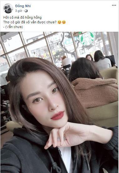 Hết Diệu Nhi đến Ngô Kiến Huy lăm le cướp Ông Cao Thắng, Đông Nhi mặn mòi 'xuất khẩu thành thơ' để giữ chồng 2