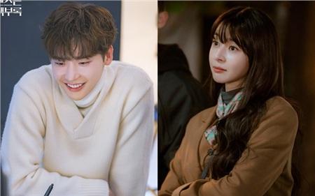 Một mực phủ nhận hẹn hò nhưng Lee Jong Suk lại bí mật gửi 'tín hiệu tình yêu' tới phim trường Itaewon Class để cổ vũ bạn gái tin đồn 2