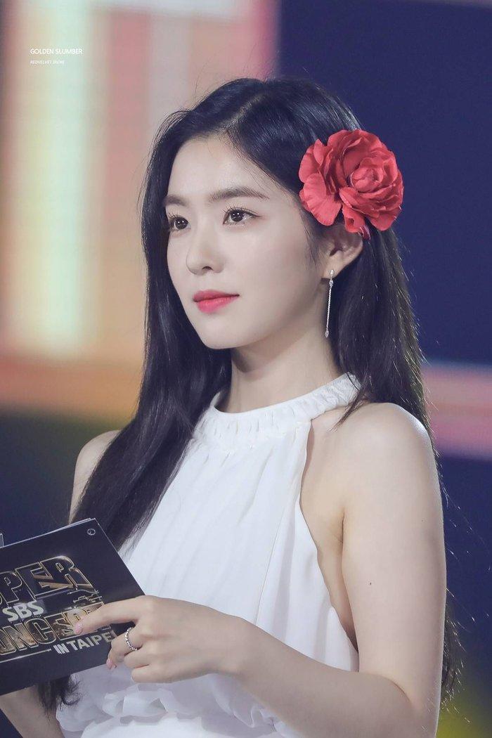 Giống nhau đến kinh ngạc, Seo Ji Hye và Irene (Red Velvet) là chị em thất lạc? 3