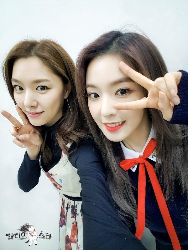 Giống nhau đến kinh ngạc, Seo Ji Hye và Irene (Red Velvet) là chị em thất lạc? 6