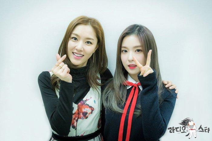Giống nhau đến kinh ngạc, Seo Ji Hye và Irene (Red Velvet) là chị em thất lạc? 5