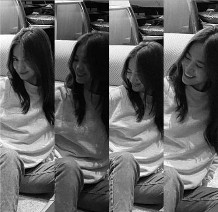 Sau loạt ảnh sang chảnh nơi trời Tây, Song Hye Kyo tiếp tục khiến fan xao xuyến khi tự tin khoe mặt mộc với nụ cười rạng rỡ 0