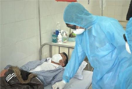 Điều trị cho bệnh nhân nhiễm Covid-19. Ảnh: Báo điện tử Đảng Cộng sản Việt Nam