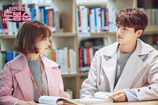 'Strong girl Bong Soon' càng giúp tên tuổi của Park Hyung Sik được chú ý rộng rãi hơn.