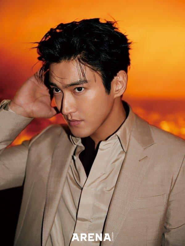Sở hữu ngoại hình sáng cùng khuôn mặt nam tính, Siwon dễ dàng thu hút bất cứ một khán giả khó tính nào.