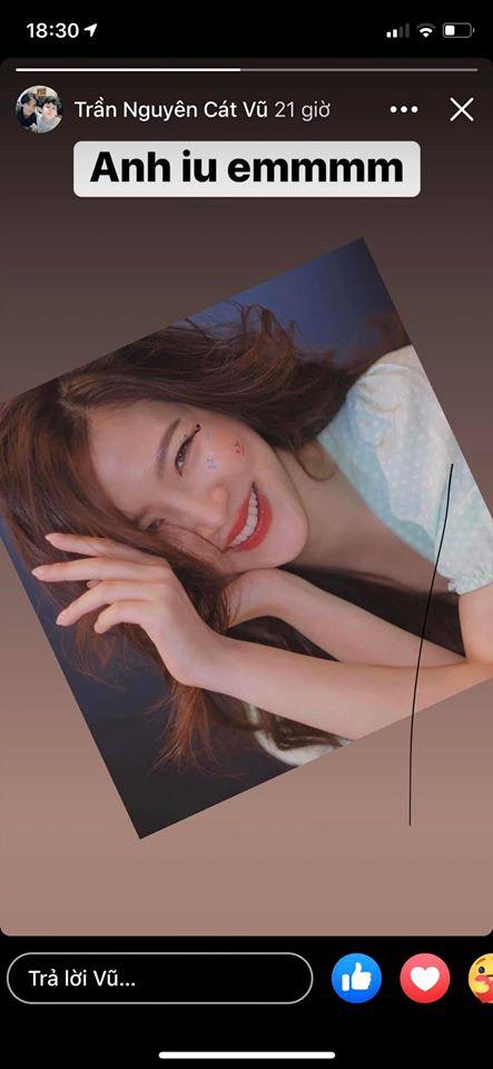 Tim đăng ảnh cô gái 'lạ mà quen' nhưng không phải Trương Quỳnh Anh, lại còn công khai nói lời yêu đương nồng thắm 0