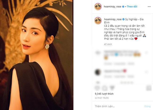 Hòa Minzy bất ngờ chia sẻ đầy ẩn ý sau khi có thông tin bạn trai cũ Công Phượng tổ chức lễ ăn hỏi 0