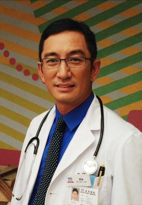 Ngô Khải Hoa từng là diễn viên rất được yêu thích ở TVB.