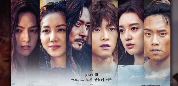 Song Joong Ki không tạo được tiếng vang cho bộ phim Arthdal Chronicles dù được đầu tư với kinh phí siêu khủng.