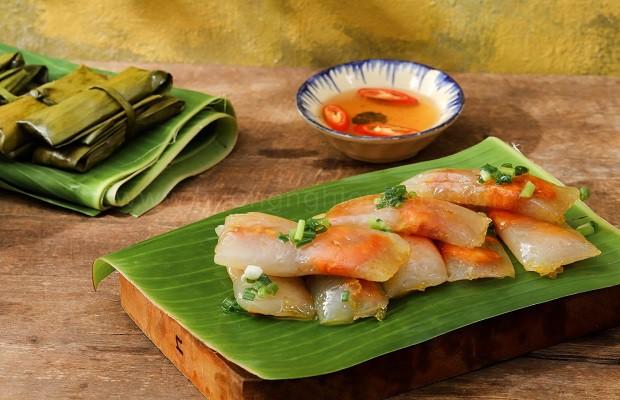 Tinh hoa ẩm thực Huế nằm ở những món bánh này.