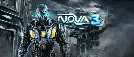 N.O.V.A 3: Trải qua nhiều năm tháng, liệu game thủ mobile có còn nhớ tới một huyền thoại? 0