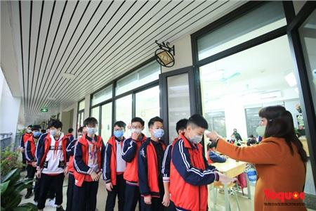 Nghiêm túc thực hiện các biện pháp bảo đảm an toàn vệ sinh trường học (ảnh minh họa)