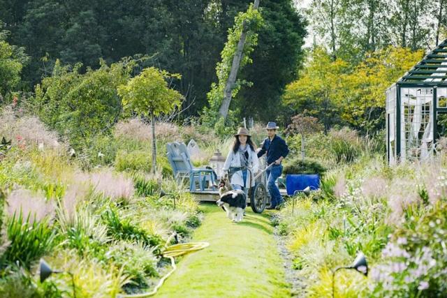 Cặp vợ chồng trẻ dành 5 năm để biến khu đất hoang rộng 6000m² thành khu vườn thiên đường của cỏ cây, hoa lá 28