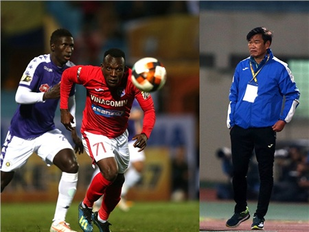 HLV Phan Thanh Hùng ái ngại khi ngày 22-2 phải dẫn đội Than Quảng Ninh sang Philippines thi đấu AFC Cup. Ảnh: NGỌC DUNG
