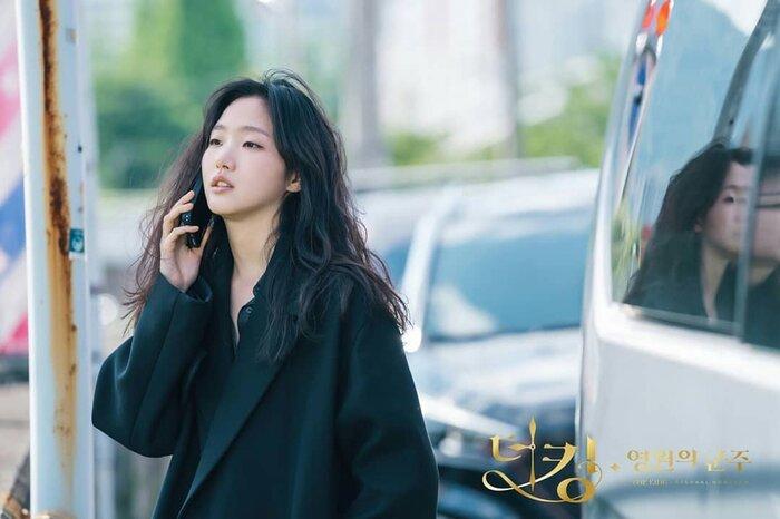 Rating phim 'Quân vương bất diệt' giảm trước hai tập cuối - Lee Min Ho ngồi xem Lee Gon 1
