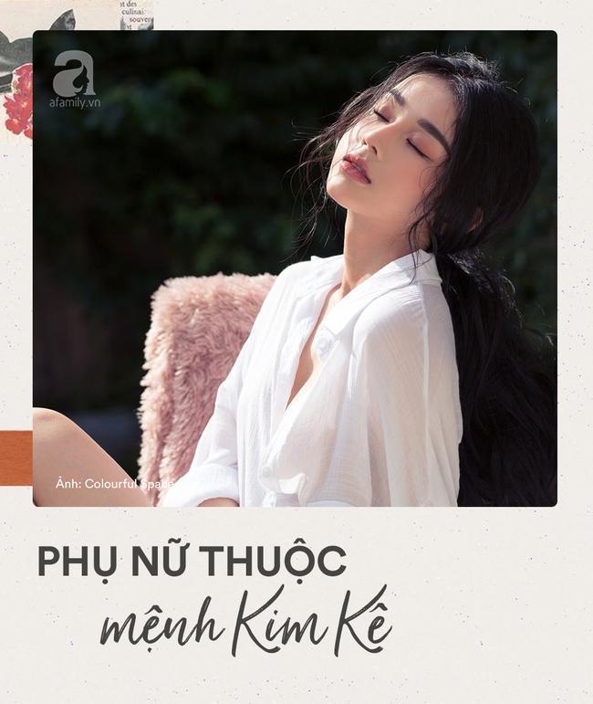 Hình ảnh minh họa phụ nữ mệnh Kim Kê