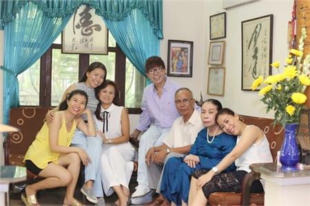 Gia đình Long Nhật.